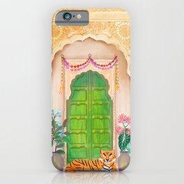 Royal Rajasthan Mehranghar Fort Gate iPhone Case