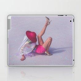 Pink Lady 2 Laptop & iPad Skin