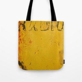 Crackle Tote Bag