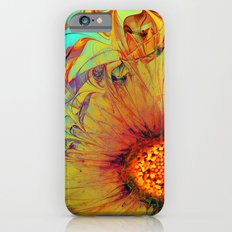 Sunflower Abstract Slim Case iPhone 6s