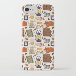Woodland Wanderings iPhone Case