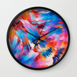 DENIO Wall Clock