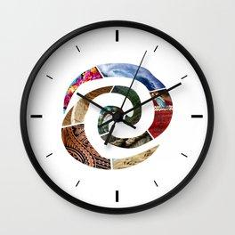 Moana Heart of the Ocean Wall Clock