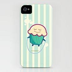 Baby Cupcake - Skipping Slim Case iPhone (4, 4s)