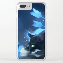 Light stranded Clear iPhone Case