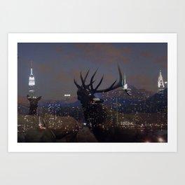 wilderness 1 Art Print