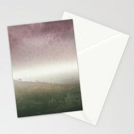 colorful trip Stationery Cards