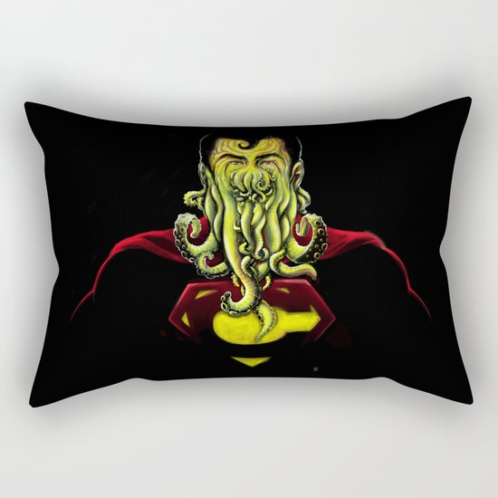 SuperCthulhu Rectangular Pillow