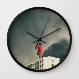 We will Escape from our Cities Wall Clock