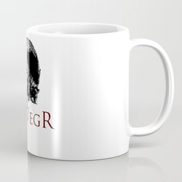 Helvegr Skull Coffee Mug