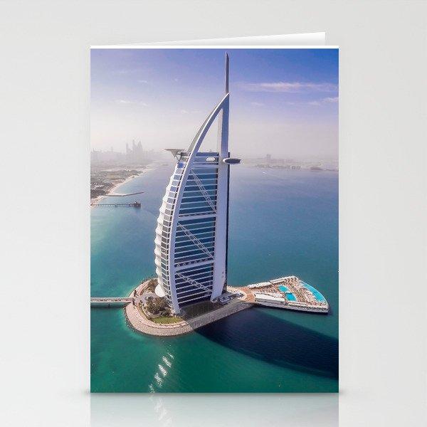 Burj A Arab Stationery Cards