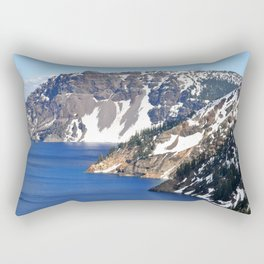 CRATER LAKE - 1 Rectangular Pillow