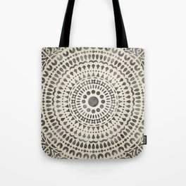 mandala10w Watercolor Mandala Tote Bag