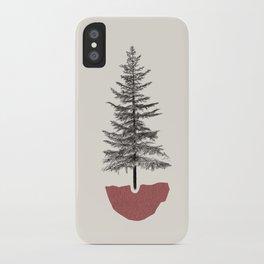 Fir Pine iPhone Case