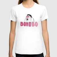 u2 T-shirts featuring BONObo by Adrienne S. Price