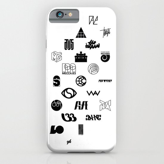 Logo iPhone & iPod Case