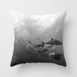 Jacks Throw Pillow