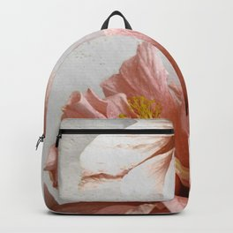 Blossom, Pink Flowers Backpack