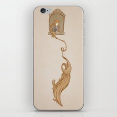Rapunzel. iPhone & iPod Skin