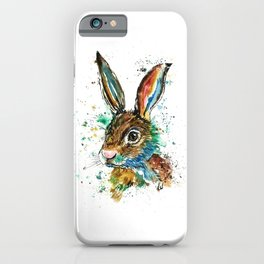 Bunny Rabbit - Real Bunny iPhone Case