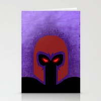 magneto Stationery Cards featuring Magneto by Sprite
