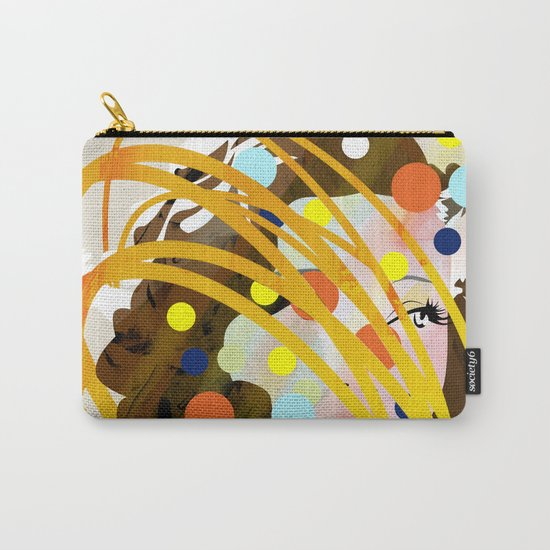 Loretta Carry-All Pouch