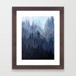 Mists No. 3 Framed Art Print