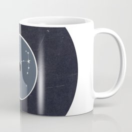 Vinyl Record Zodiac Sign Scorpio Coffee Mug
