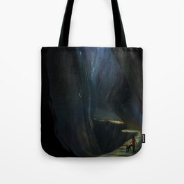 Lirael's Path Tote Bag