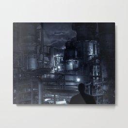 Midgard Metal Print