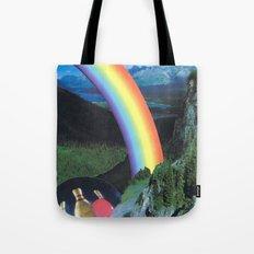 Residual Thinking Solution Tote Bag