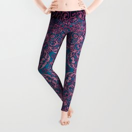 magic mandala 36 #mandala #magic #decor Leggings