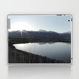 Mission Mountain Sunrise Laptop & iPad Skin