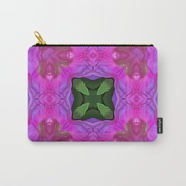 Flowers of Synchrony Carry-All Pouch