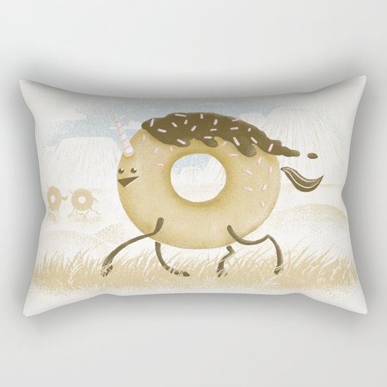 Mr. Sprinkles Rectangular Pillow