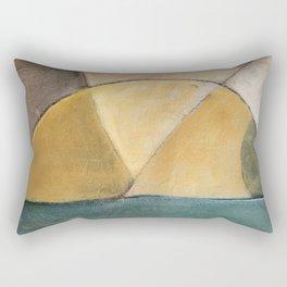 sunrise. sunset. Rectangular Pillow