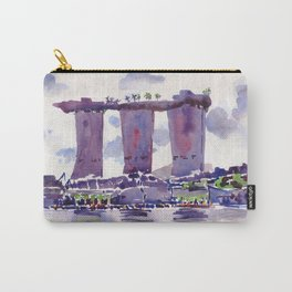 20140318 Marina Bay Sands Carry-All Pouch