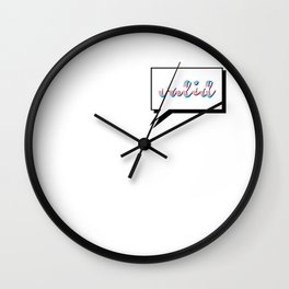Trans People are Valid Wall Clock