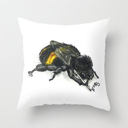 Spelling Bee Throw Pillow