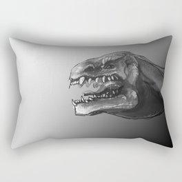 You keep the horse. Rectangular Pillow
