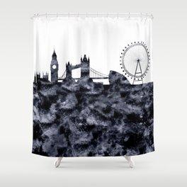 London Great Britain Shower Curtain