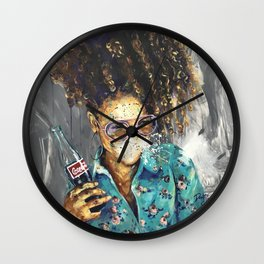 Naturally LI Wall Clock