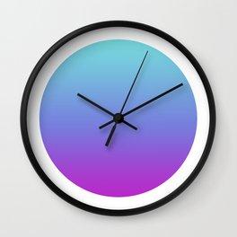 07 Round Wall Clock