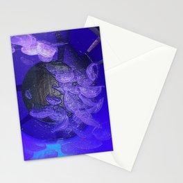 Acrylic Jelly Fish Stationery Cards