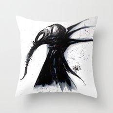 MORPHOUS Throw Pillow