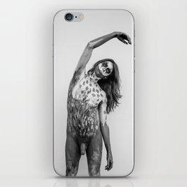 Quieto iPhone Skin