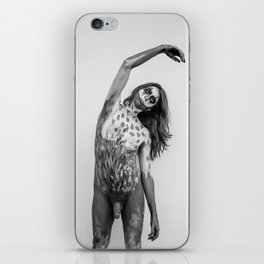 Quieto iPhone Skin