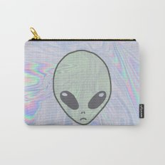 Alien Pastel Carry-All Pouch