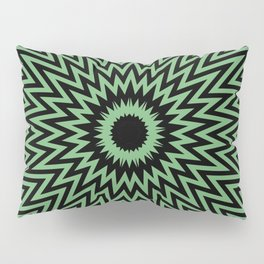 Abstract painting by Leslie harl Ow Pillow Sham