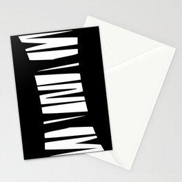 White Tornado Stationery Cards